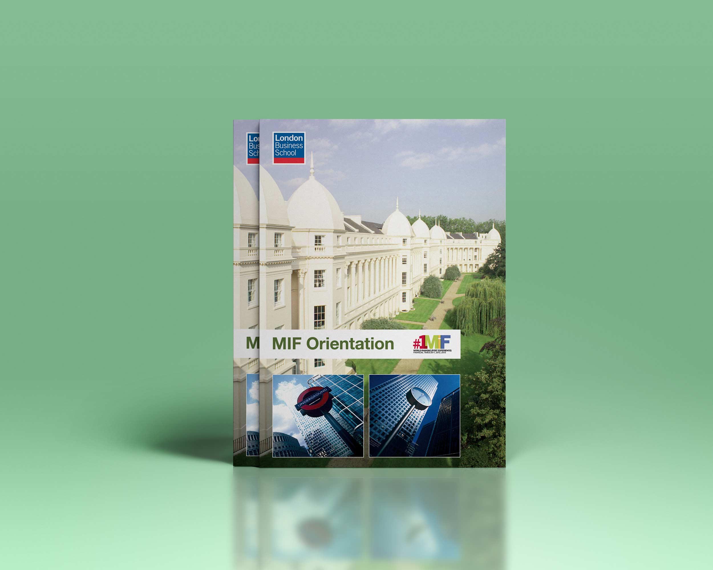 MIF Artwork Brochure
