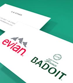 Danone / Evian